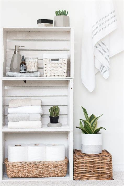 crate shelves bathroom best 25 crate shelving ideas on pinterest wood crate