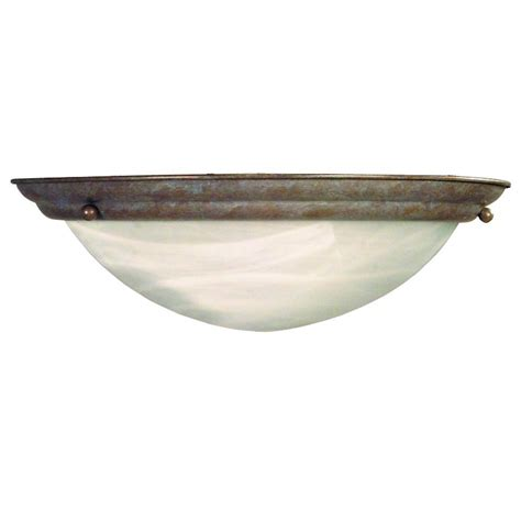 Ceiling Fluorescent Light Fixture Lithonia Lighting 4 Ft Wraparound Fluorescent Ceiling Fixture Sb 2 32 120 Gesb The Home Depot