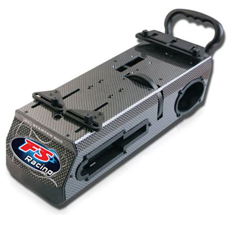 cassetta avviamento modellismo startbox starter carbon cassetta avviamento motore