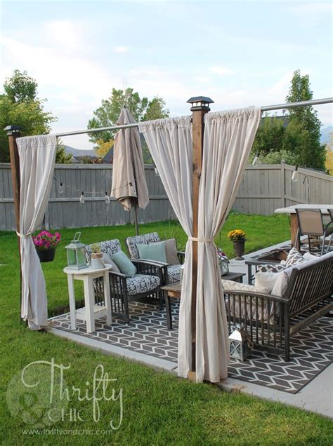 backyard landscape 16 amazing diy patio decoration ideas