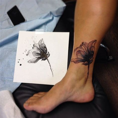 flower tattoo cover ups 25 best ideas about cover up tattoos on black