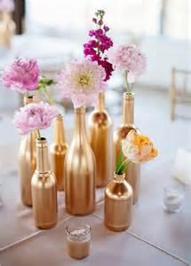 goldene hochzeit dekoration selber basteln 40 leichte schnelle und g 252 nstige tischdekoration ideen