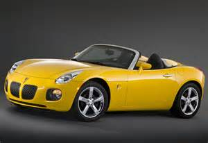2007 Pontiac Solstice Gxp Specs 2007 Pontiac Solstice Gxp Specifications Photo Price