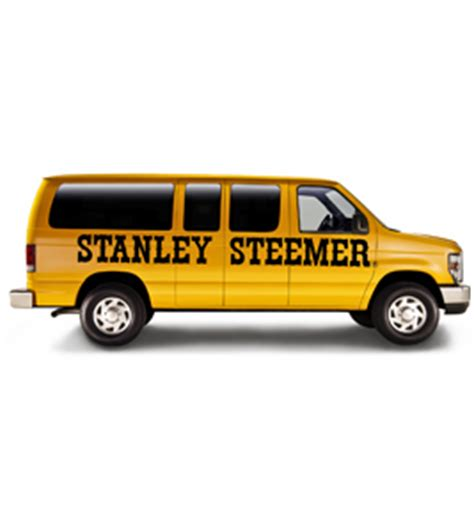 clean your home with stanley steemer and