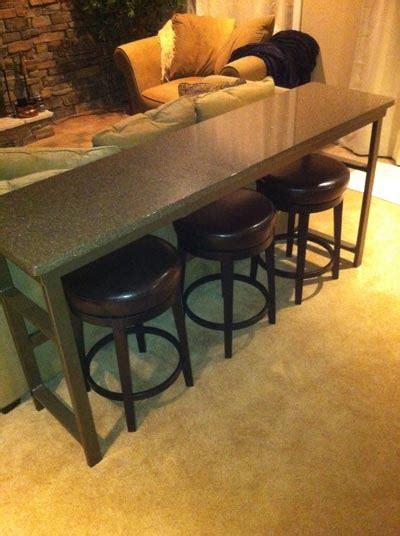 long narrow counter height table plantoburocom