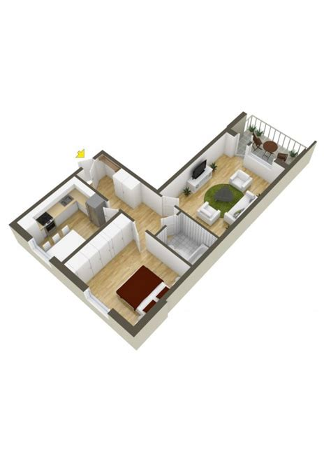 single bedroom house plans indian style 40 more 1 bedroom home floor plans