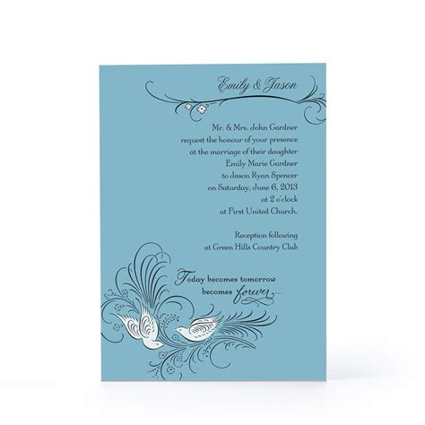 Invitation Printable Images Gallery Category Page 1 Printablee Com Hallmark Letter Template