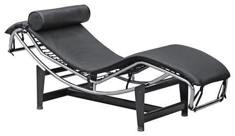 adjustable chaise lounge indoor fine mod imports adjustable chaise black contemporary