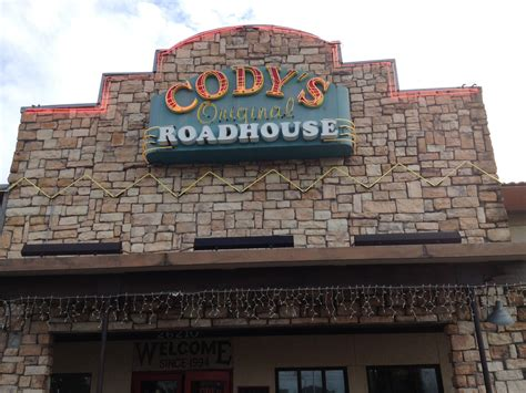 codys road house clearwater codys roadhouse