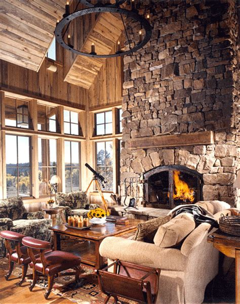 Cabin Themed Living Room by 47 Extremely Cozy And Rustic Cabin Style Living Rooms