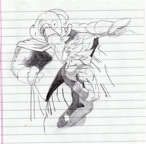 imagenes dibujadas a lapiz de dragon ball z mis dibujos de dragon ball z hechos a lapiz taringa