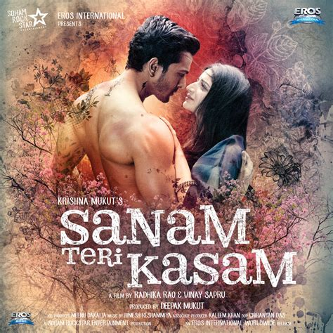 biography of film sanam teri kasam sanam teri kasam movie trailer review cast and crew