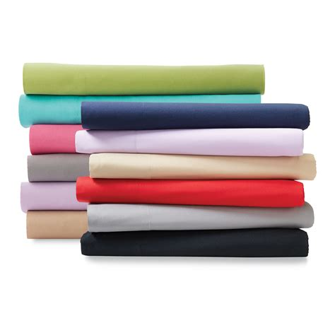 microfiber sheets cannon microfiber sheet set home bed bath bedding