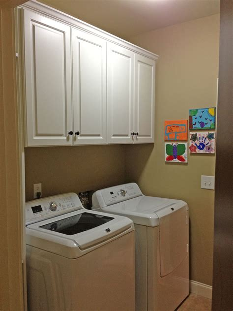 Custom Laundry Room Cabinets Custom Laundry Room Cabinets Tda Decorating And Design Laundry Room Custom Cabinet Reveal How