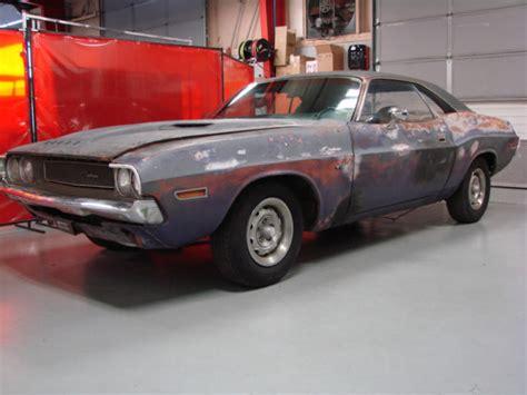 challenger project car for sale jh23l0e 1970 dodge challenger plum 383 4