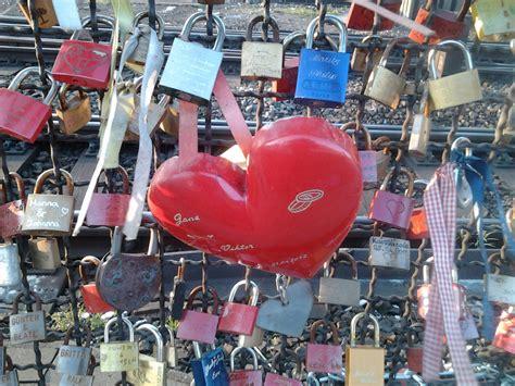 Jual Gembok Cinta tjut ali catatan jerman gembok cinta di k 246 ln