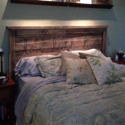 pallet headboard for bed inexpensive pallet headboards for your bed pallet furniture plans