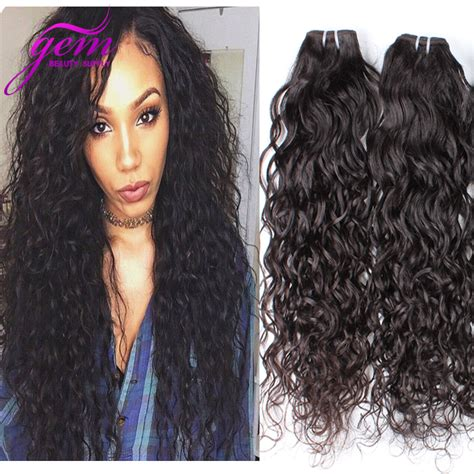brazilian water wave virgin hair with closure wet and wavy hair 3 brazilian virgin hair wet and wavy wig brazilian water