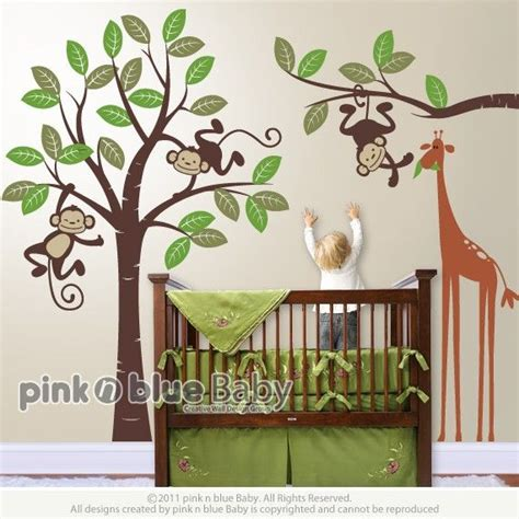 Monkey Themed Nursery Decor 25 Best Ideas About Monkey Nursery Themes On Monkey Nursery Monkey Baby Rooms And