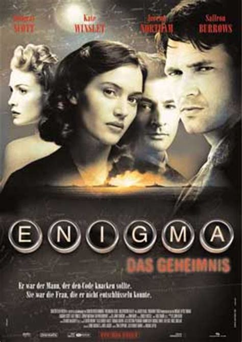 film enigma nazi enigma movie posters from movie poster shop