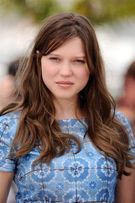 lea seydoux natural hair color l 233 a seydoux s 10 best hair and makeup looks beautyeditor