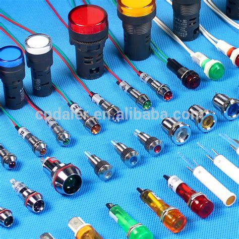 110 volt led lights daier xd8 1w 110 volt led indicator lights buy 110 volt