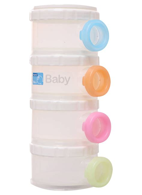 S Baby Milk Container Tempat Formula 1 papa baby milk powder container imported large