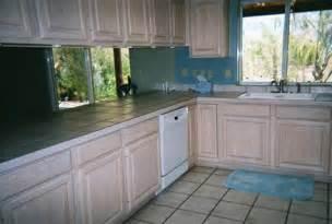 White Washed Oak Kitchen Cabinets Oak Cabinets