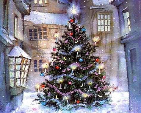 1280x1024 christmas tree inside desktop pc and mac wallpaper