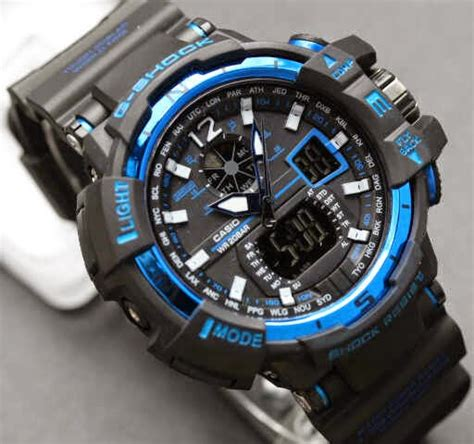 G Shock Gwa 1100 Black List White casio g shock kw juni 2014
