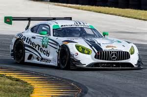 Mercedes Racing Mercedes Amg Fielding Gt3 Works Team In Imsa Weathertech
