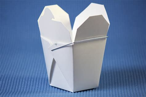Origami Takeout Box - origami popcorn box choice image craft decoration ideas