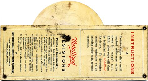 reading dogbone resistors reading dogbone resistors 28 images wheel charts for antique radios electronics and