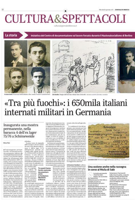internati militari italiani in germania centro studi repubblica sociale italiana quot tra pi 249 fuochi