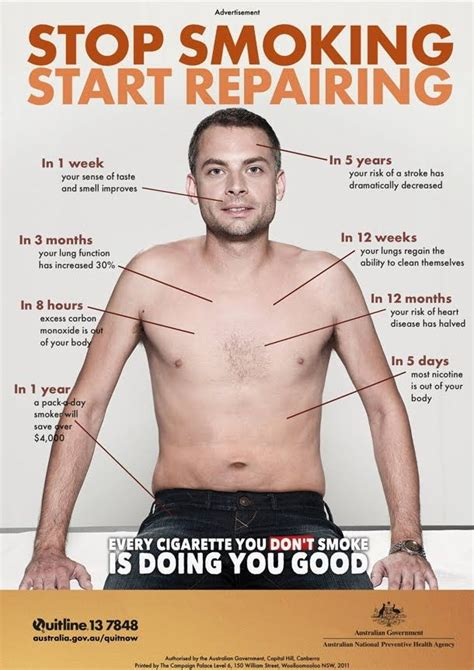 quit smoking benefits men how to small penis 66 best images about anti smoking ads on pinterest