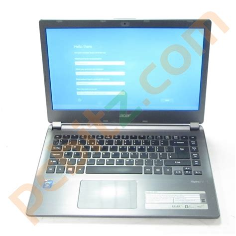 Laptop Acer Processor I5 acer aspire v5 473 i5 4200u 1 6ghz 8gb 500gb