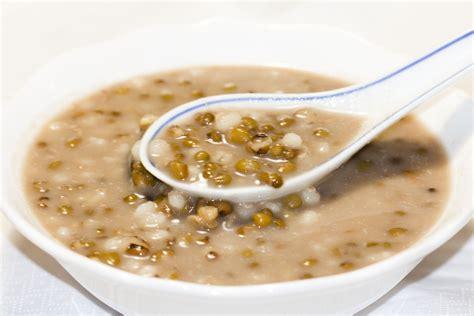 Panci Bubur Kacang Ijo bubur kacang hijau sweet mung bean porridge vero at home