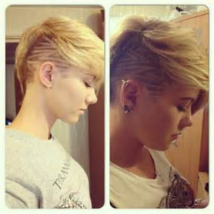 natural hair with shaved sides tumblr gallery