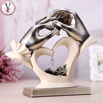 gifts for couples best selling oem odm resin gift for newly married