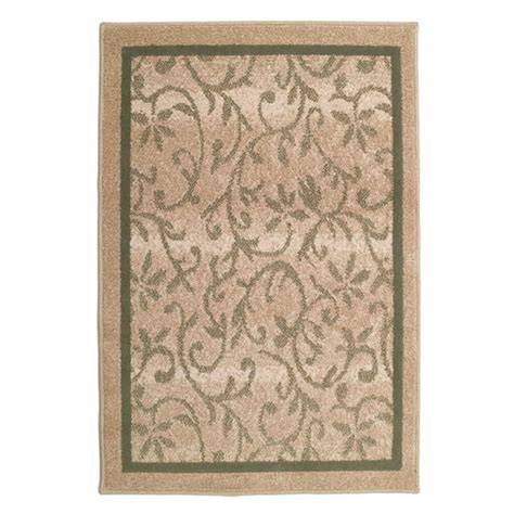 orian contemporary valane driftwood olefin hearth rug