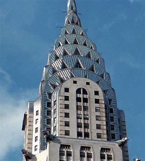 chrysler building year built every built my career in some way or by milo