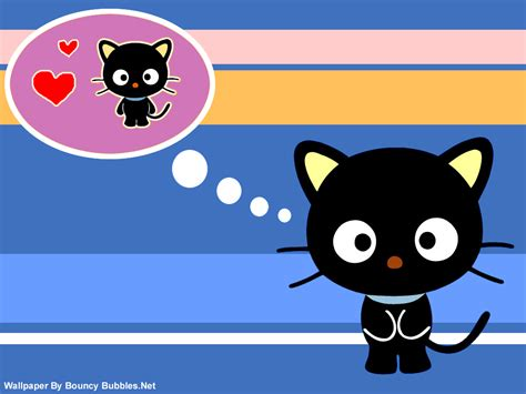 Wall Stickers Stripes chococat images chococat wallpaper hd wallpaper and
