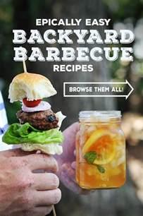 backyard barbecue recipes backyard barbecue recipes scavenger hunt mighty mrs