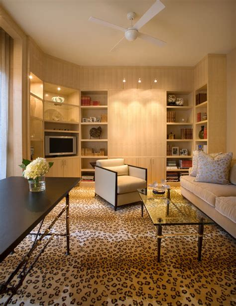 biltmore modern family room by