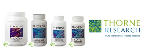 How To Detox With Thorne by Most Visited Brands Thorne Thorne Detox Supplements