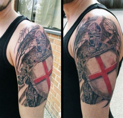 templar cross tattoo www pixshark com images galleries