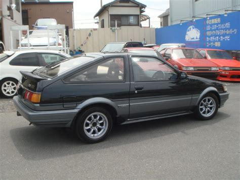 Toyota Ae86 For Sale 1987 Year Toyota Corolla Levin Ae86 Gt Apex For Sale Car
