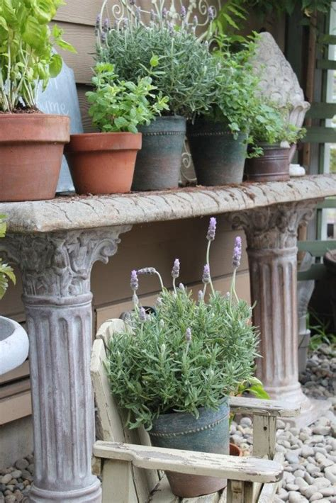Container Herb Garden Ideas Satori Design For Living Container Herb Garden Ideas