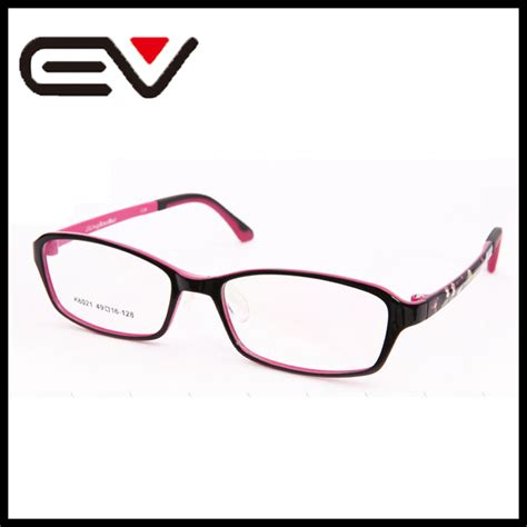 Comfortable Eyeglasses by Children Optical Glasses Frame Boys Temples Printing