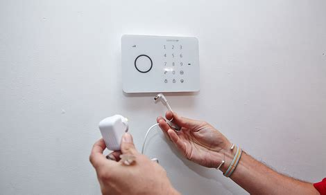 how to install a wireless home alarm system bunnings